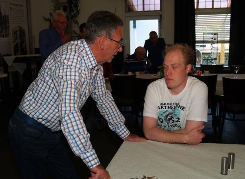 Piet Otto en Marc van de Broek
