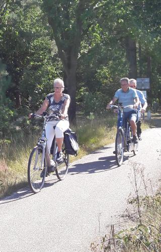 Wilma voor Piet Otto met Jac
