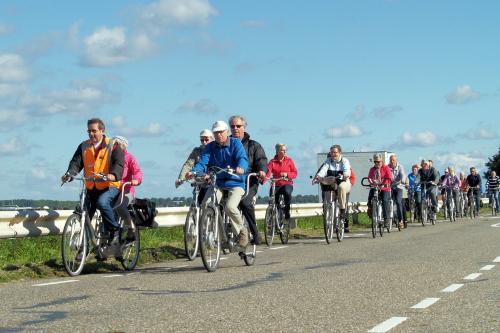 Vigeta ergens in de buurt van de sluizen bij Willemstad