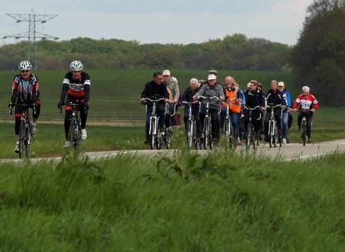 Lekker fietsen door het mooie West-Brabantse landschap