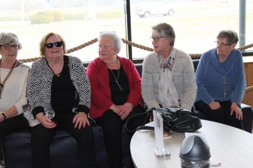Lenie, Ria, Jaantje, Joke en Kitty