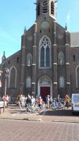 Nog een vudb-stop. Nu bij de kerk in Heerle
