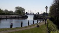 Het haventje aan het Benedensas