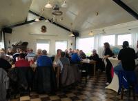 Lunchen bij de Zeester