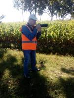 Onze hoffotograaf Piet heeft een mooi plekje gevonden om een foto te maken